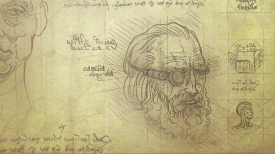 DaVinci-Google glass
