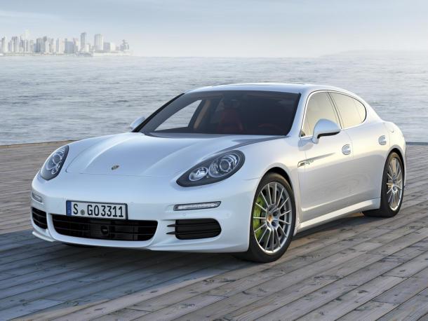 Porsche_Panamera S_E-Hybrid