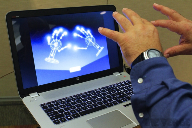 Envy 17 – New Laptop From HP With Built-in Leap Motion