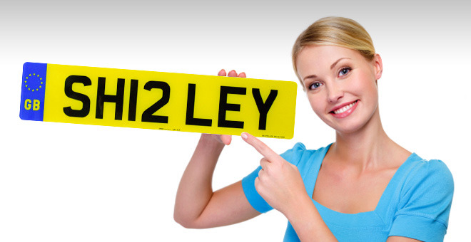 Personalised Number Plate – A Must-Have Accessory for Your Car