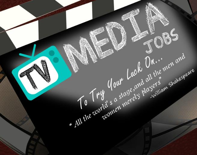 TV Media Jobs [Infographic]