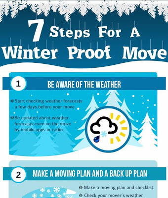 7 Steps For A Winter Proof Move [Infographic]