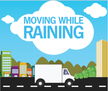 Relocate to new office with ease even during rains
