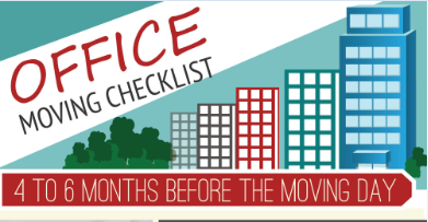 Move your office smoothly