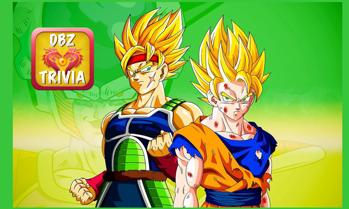 Trivia & Quiz: Dragon Ball Z – Lets defend the earth from villains!