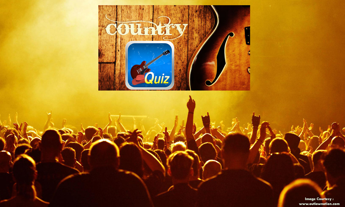 Country Music Trivia Game – Let's take a walk down the memory lane!