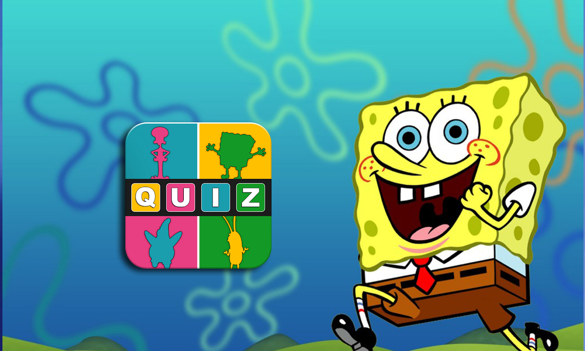 Trivia & Quiz: SpongeBob – Dive into the underwater city of Bikini Bottom!