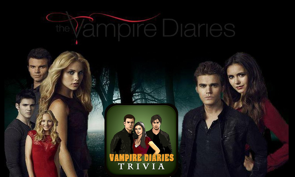 Trivia & Quiz: Vampire Diaries – Enter the LOVE Triangle