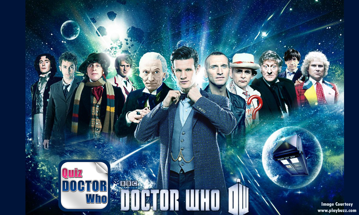 Trivia & Quiz: Doctor Who – Let's take a round in his TARDIS!