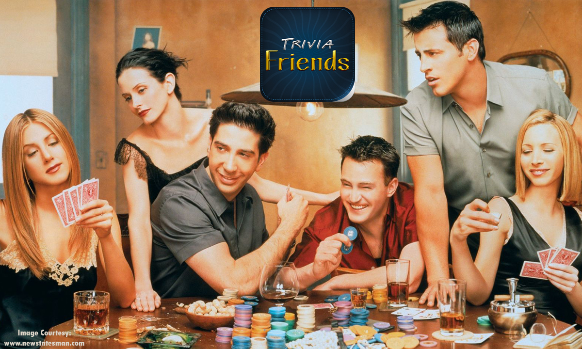 Trivia & Quiz: Friends – The Mad Hatters of Manhattan!