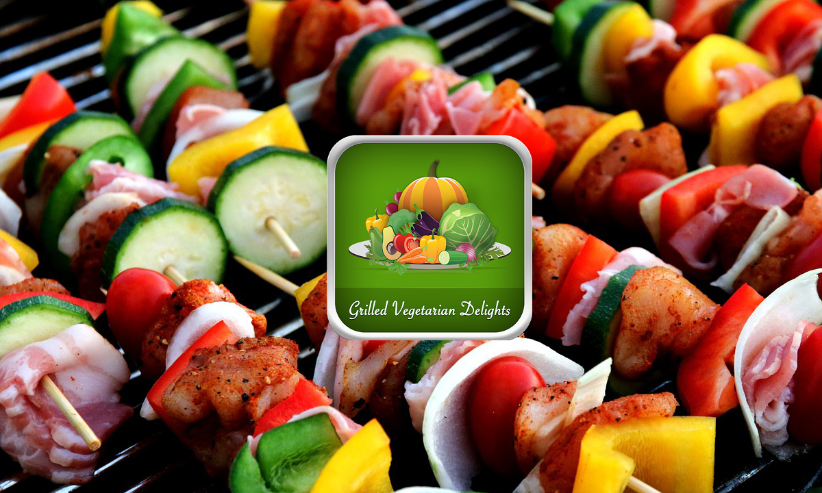 Go Green – Healthy Grilled Vegetables