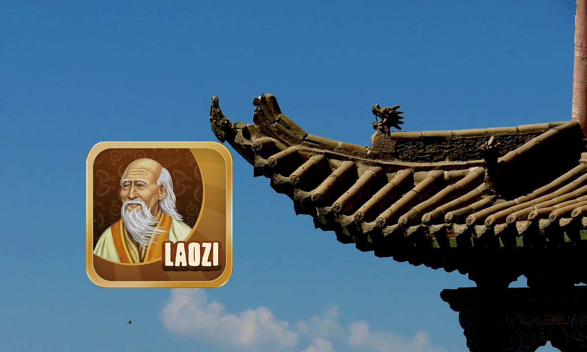 Wisdom Wallpapers– Laozi aka. Lao-Tzu or Lao-Tze