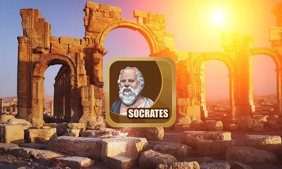 Knowing Socrates, the great Primordial Master