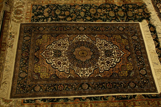 What are custom rugs and carpets?
